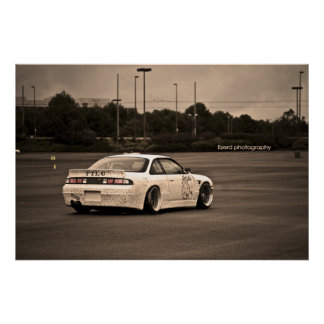 Mark's Fatlace S14 Poster