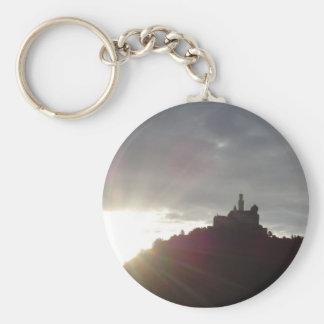 Marksburg Castle Keychain
