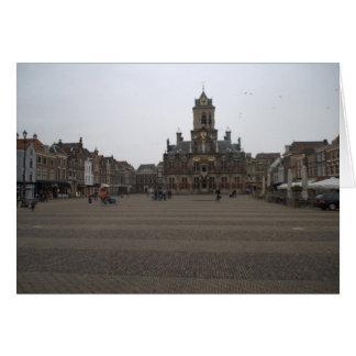 Markt, Delft Card