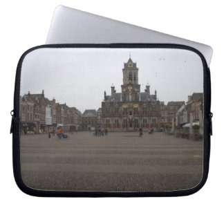Markt, Delft Computer Sleeve