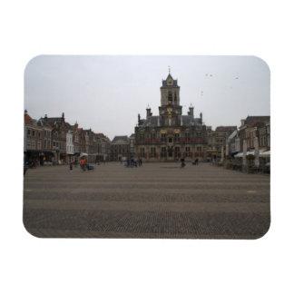 Markt, Delft Magnet