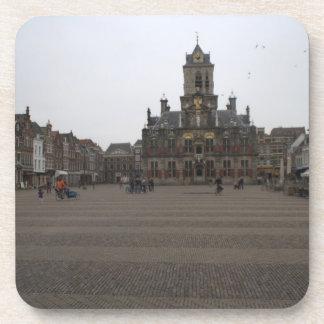 Markt, Delft Posavasos De Bebida