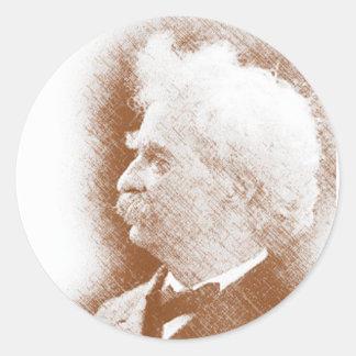 MarkTwain Sticker