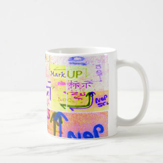 MarkUp : Hey Joe, What do you know Joe? Coffee Mug