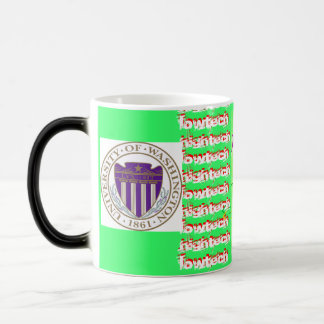 markUp Hey Joe, What do you know Joe? - Customized Magic Mug
