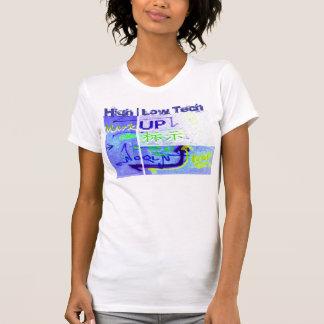 markUp : High   Low Tech T-Shirt