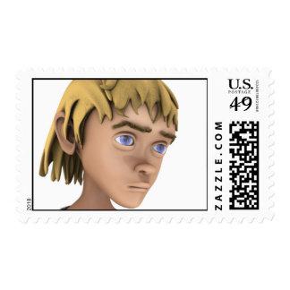 Markus postage stamp
