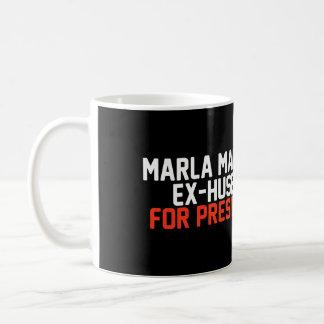 Marla Maples ex-husband for President- - .png Coffee Mug