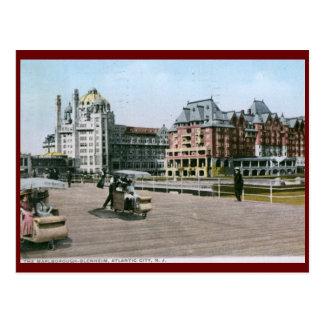 Marlborough Blenheim, Atlantic City, New Jersey Postcard