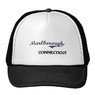 Marlborough Connecticut City Classic Mesh Hat