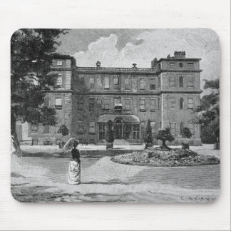 Marlborough House, from the garden, 1863 Mouse Pad