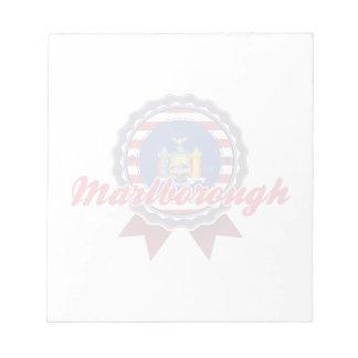 Marlborough, NY Blocs De Notas