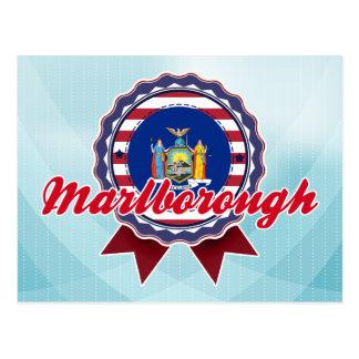 Marlborough, NY Postales