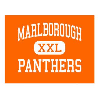 Marlborough - panteras - alto - Marlborough Postales