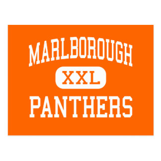 Marlborough - Panthers - High - Marlborough Postcard