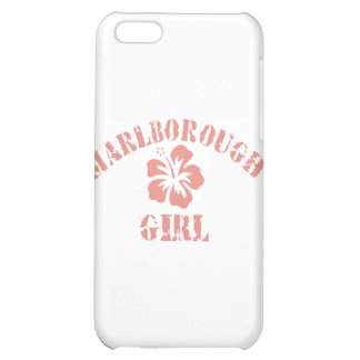 Marlborough Pink Girl iPhone 5C Cover