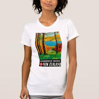 Marlborough Sounds T Shirts