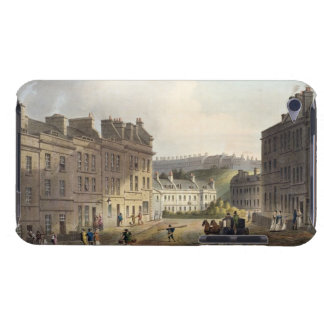 Marlborough Street, from 'Bath Illustrated by a Se Case-Mate iPod Touch Case
