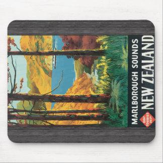 Marlborough suena el departamento Nueva Zelanda de Tapetes De Raton