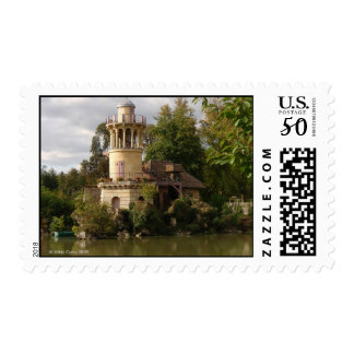 Marlborough Tower Postage Stamp
