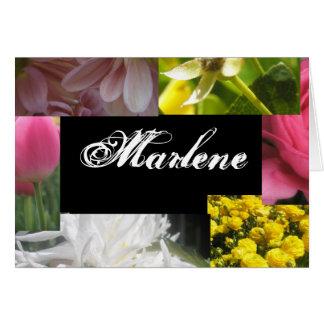 Marlene Card