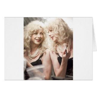 Marlene in mirror.jpg card