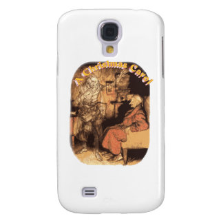 Marley and Scrooge Samsung S4 Case