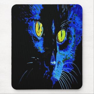 Marley At Midnight: Haunting Halloween Gifts Mouse Pad