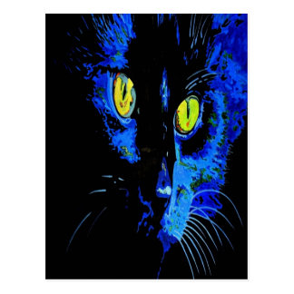 Marley At Midnight: Haunting Halloween Gifts Postcard