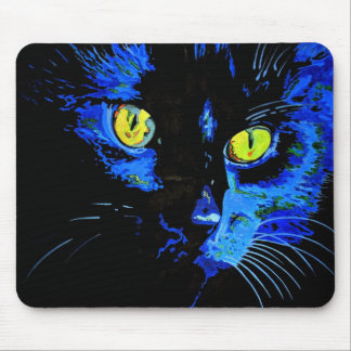Marley At Midnight Mouse Pad