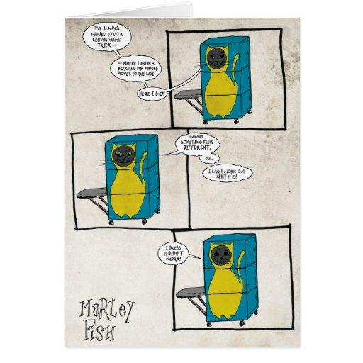 Marley Fish: Magician Card