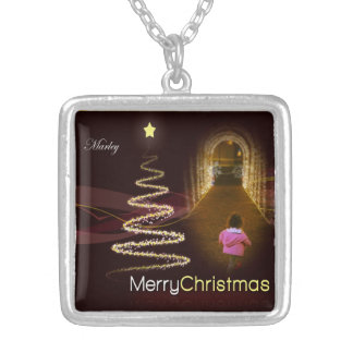 marley for emily christmas necklace