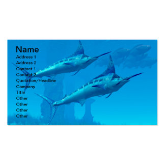 Marlin 02 Business Card