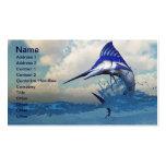 Marlin Business Card