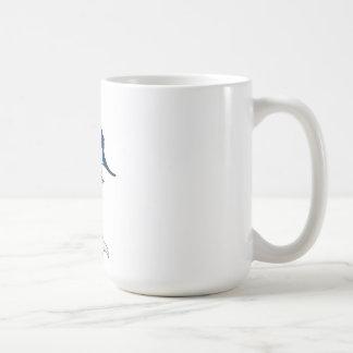 Marlin Cartoon Coffee Mug