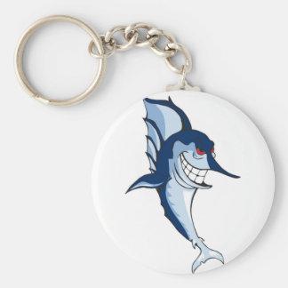 Marlin Cartoon Keychain