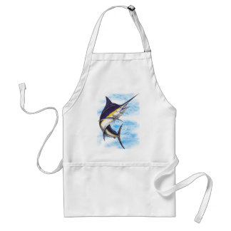 Marlin Collection by FishTs.com Apron