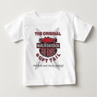 Marlin Davidsons Surf Boards Baby T-Shirt