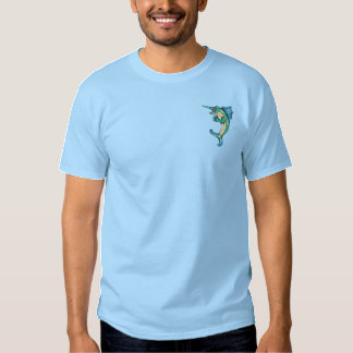 Marlin Embroidered T-Shirt