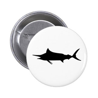 Marlin Fish Buttons
