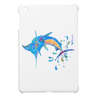 Marlin Fish Gifts iPad Mini Covers
