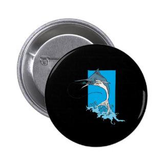 Marlin Fishing Pin