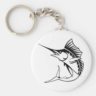 Marlin Keychain