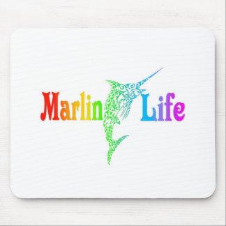 Marlin Life Mouse Pad