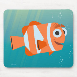 Marlin | Ocean Here We Come! Mouse Pad