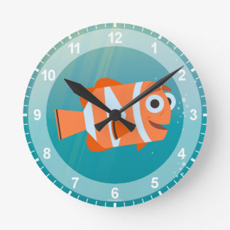 Marlin | Ocean Here We Come! Round Clock