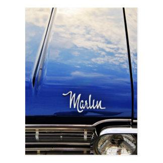 Marlin Postcard