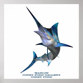 Marlin Print