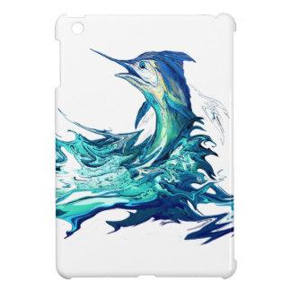 Marlin Sport Fishing iPad Mini Cases