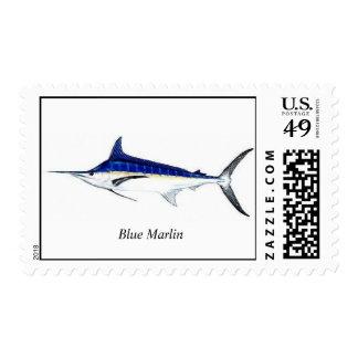 Marlin stamp